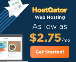 Hostgator Web Hosting Review & Discount Coupon Code!