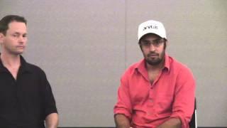 Hosting-Review.com at HostingCon 2012: Arvixe