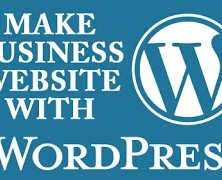 How to Make a Business Website with WordPress – Tutorial for Beginners 2014