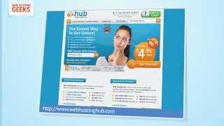 WebHostingHub Video Review