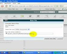 cPanel video course: The File Manager (Part 14 of 24)