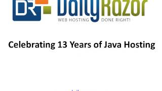 Essential Aspects Of Java Web Hosting Plans