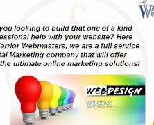 Warrior Webmasters | Web Development In Napa | Inexpensive Website Bay Area