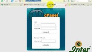 LOGIN TO CPANEL Getting started