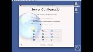 Mac OS X Server: Understanding the three types of servers   lynda.com