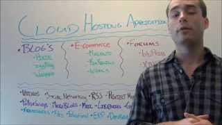 Cloud Hosting Applications and Uses
